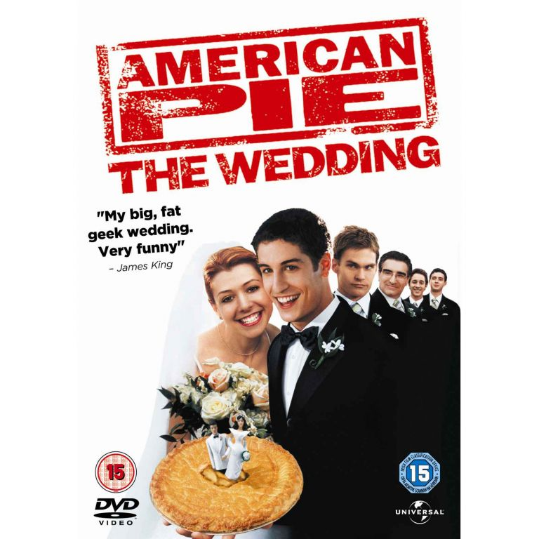 AMERICAN PIE 3 – THE WEDDING