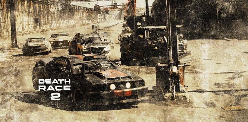 DEATH RACE II