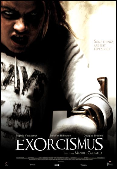 EXORCISMUS THE POSSESSION OF ARMY EVANS