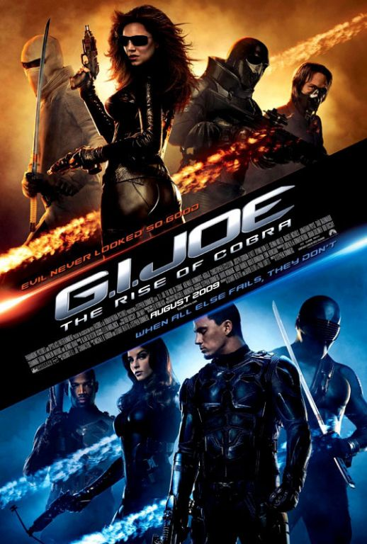 G I JOE RISE OF THE COBRA