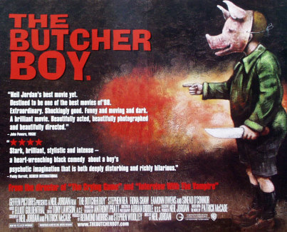 THE BUTCHER BOYS
