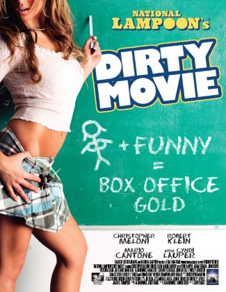 NATIONAL LAMPOONS DIRTY MOVIE