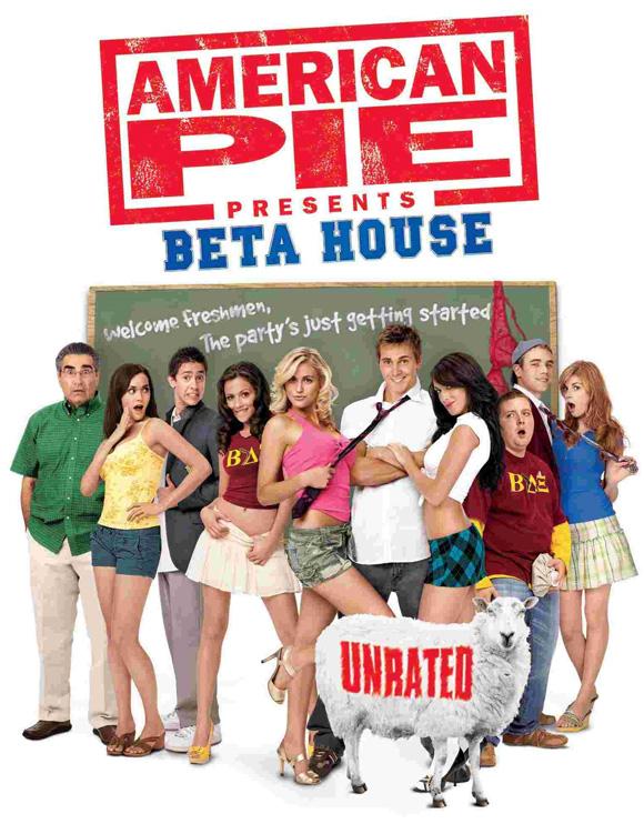AMERICAN PIE 6 – BETA HOUSE