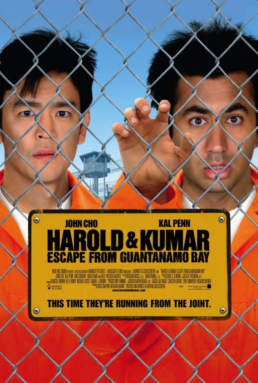 HAROLD AND KUMAR ESCAPE FROM GUANTANIMO