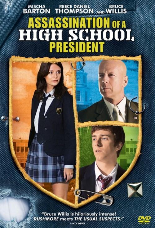 ASSASINATION OF A HIGH SCHOOL PRESIDENT
