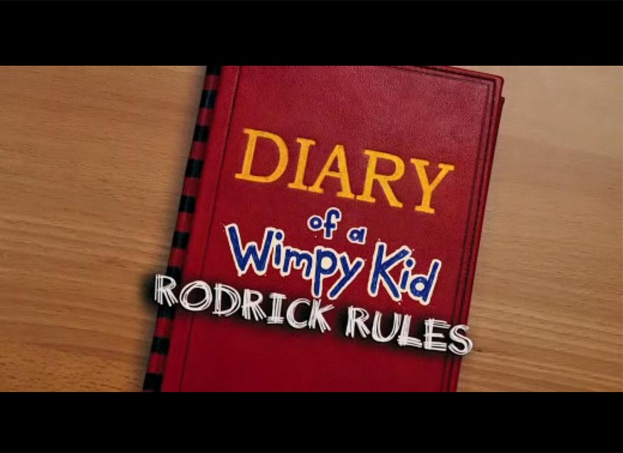 DIARY OF A WIMPY KID ROCK RULES